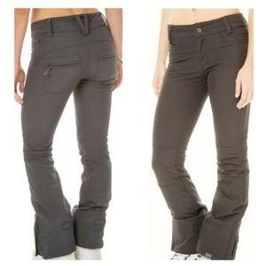 Roxy Brown Cold Creek Style Snow Pants
